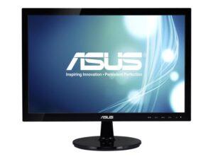 Monitor ASUS VS197DE 5ms TFT 18.5  (LED) Wide Preto