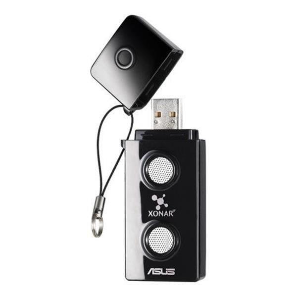 PLACA DE SOM ASUS Xonar U3 Audio USB