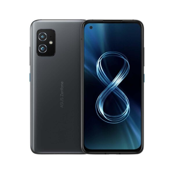 "Smartphone ASUS Zenfone 8 Black 5.92"" FHD+ 8GB/128GB"