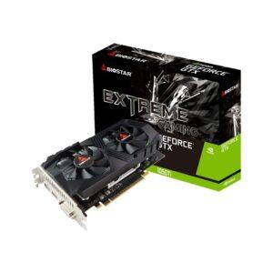 Placa Gráfica BIOSTAR GeForce GTX1050 TI 4GB DDR5 PCI-E 3.0