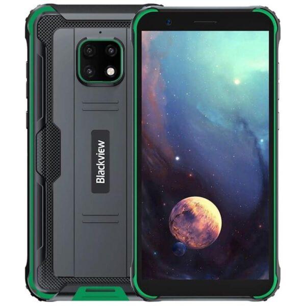 "Smartphone BLACKVIEW BV4900 5.7"" 32GB/3GB Black/Green"