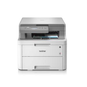 Impressora BROTHER DCP-L3510CDW Multifunções Laser Cores S/ Fax