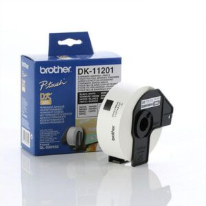Pack 400 Etiquetas Brancas BROTHER 29x90,3mm - DK11201