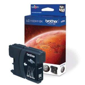Tinteiro BROTHER LC1100HY-BK Alta Capacidade Preto