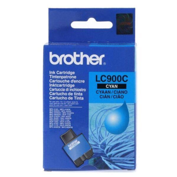 Tinteiro BROTHER LC900C Cyan
