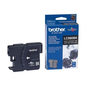Tinteiro BROTHER LC980BK Preto