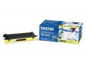 Toner BROTHER Amarelo - TN130Y