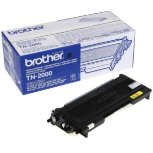 Toner BROTHER Preto - TN2000