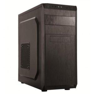 Caixa PC CASE Micro ATX 500W Preto - APC-35