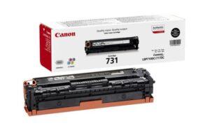 Toner CANON 731 Preto - 6272B002