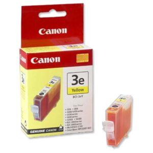 TINTEIRO CANON BCI-3EY Amarelo - 4482A002