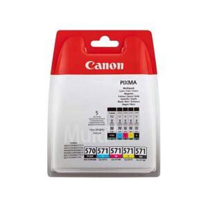 Tinteiro CANON Combo PGI-570/CLI-571
