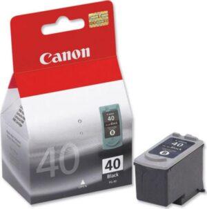 Tinteiro CANON PG-40BK Preto - 0615B042
