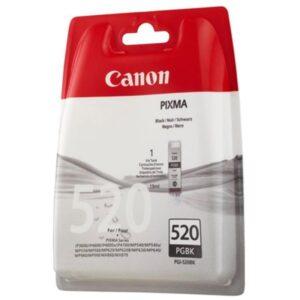 TINTEIRO CANON PGI-520 Preto - 2932B011