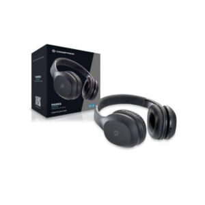 Headphones CONCEPTRONIC PARRIS 02B Bluetooth Preto