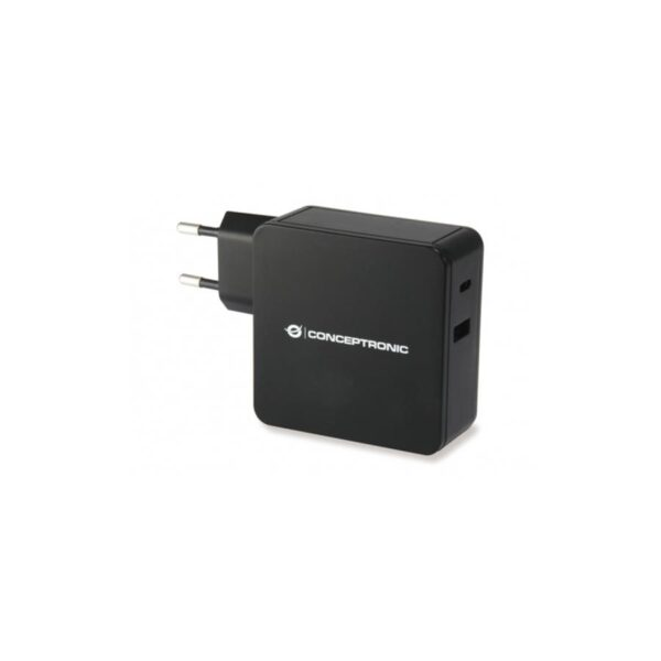 USB Charger  CONCEPTRONIC 2x PD 60W  - ALTHEA02B