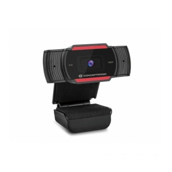 WebCam CONCEPTRONIC AMDIS FullHD 1080P 65º