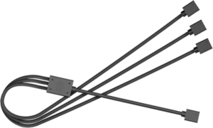 Splitter COOLER MASTER Cabo 1 P/ 3 RGB Led Fan