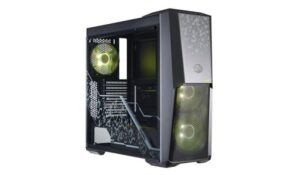 Caixa COOLER MASTER MasterBox MB500 TUF Edition