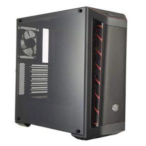 CAIXA COOLER MASTER MasterBox MB511L Red Edition