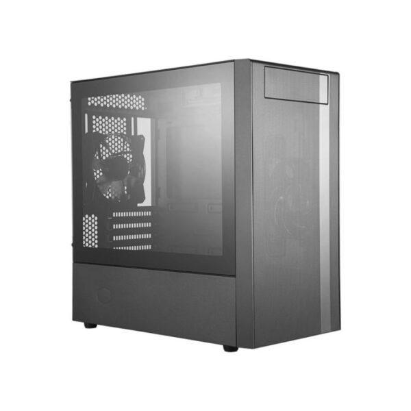 Caixa COOLER MASTER MasterBox NR600 com ODD