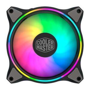 Ventoinha COOLER MASTER Masterfan MF120 Halo RGB 120mm
