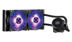 WATER COOLER COOLER MASTER MasterLiquid ML240L RGB