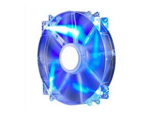 Ventoinha COOLER MASTER MegaFlow Blue Led 200mm
