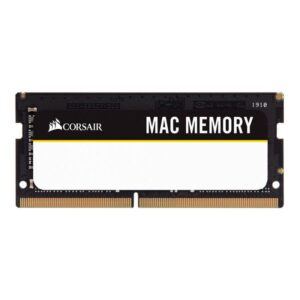 Memória CORSAIR SODIMM 16GB 2x8GB DDR4 2666MHz CL18 MAC