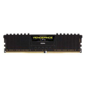 Memória CORSAIR Vengeance LPX Back 32GB DDR4 3000MHz CL16