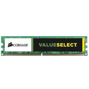 MEMÓRIA CORSAIR Value Select 4GB DDR3 1600MHz CL11 PC12800