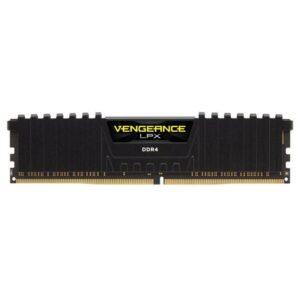 Memória CORSAIR Vengeance LPX Black 8GB DDR4 2666MHz CL16