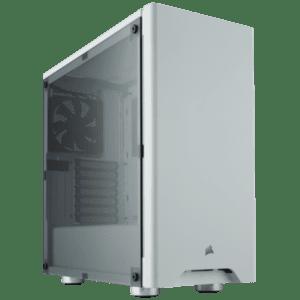 CAIXA CORSAIR Carbide 275R C/ Acrílico Branca - CC-9011131-W