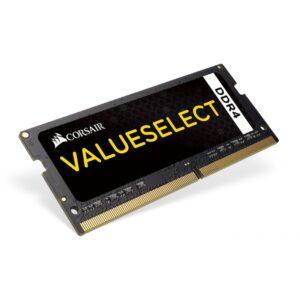 Memória CORSAIR SODIMM 8GB DDR4 2133MHz - CMSO8GX4M1A2133C15
