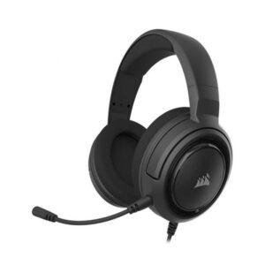 Headset CORSAIR HS35 Stereo Preto