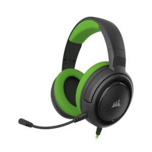 Headset CORSAIR HS35 Stereo Verde