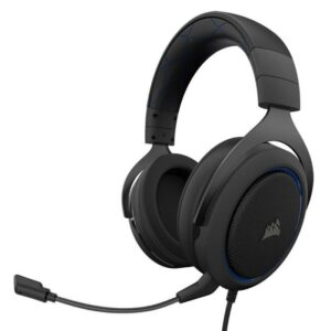 Headset CORSAIR HS50 PRO STEREO AZUL - CA-9011217-EU