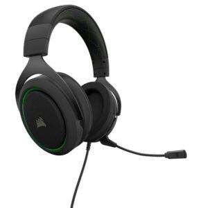 Headset CORSAIR HS50 PRO STEREO VERDE - CA-9011216-EU