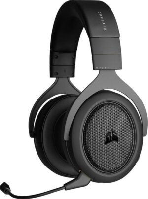 Headset CORSAIR HS70 Bluetooth Multiplataforma - CA-9011227-EU