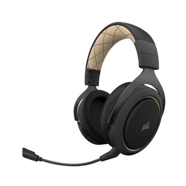 Headset CORSAIR HS70 PRO WIRELESS 7.1 CREAM - CA-9011210-EU