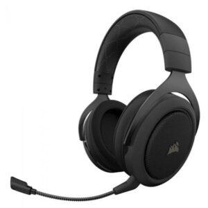Headset CORSAIR HS70 PRO WIRELESS 7.1 CARBON