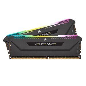 Memória CORSAIR Vengeance RGB PRO SL AMD KIT 16GB 2X8GB DDR4 3600MHz