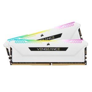 CORSAIR Vengeance RGB PRO SL KIT 32GB 2X16GB DDR4 3600MHz Wh