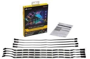 LED CORSAIR RGB Lighting PRO Expansion Kit - CL-8930002