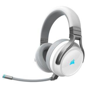 Headset Corsair Virtuoso RGB Wireless 7.1 Branco