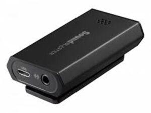 PLACA DE SOM CREATIVE Sound Blaster E1 USB