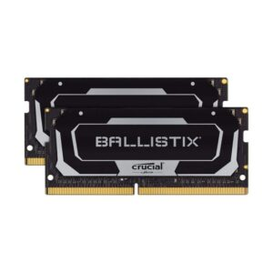 Memória CRUCIAL Ballistix SODIMM 32GB 2X16GB DDR4 3200MHz