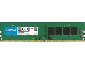 MEMÓRIA CRUCIAL 16GB DDR4 2400MHz CL17 - CT16G4DFD824A