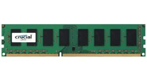 MEMÓRIA CRUCIAL 4GB DDR3 1600MHz PC12800 - CT51264BD160B