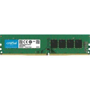 Memória CRUCIAL 4GB DDR4 2666MHz CL19 - CT4G4DFS8266